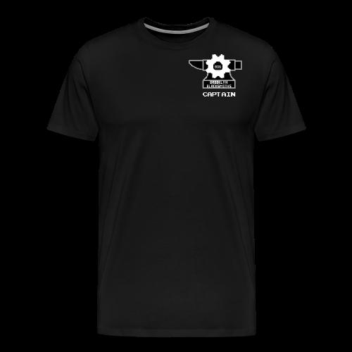 PowerUp 806 (Captain's Version) - Men's Premium T-Shirt