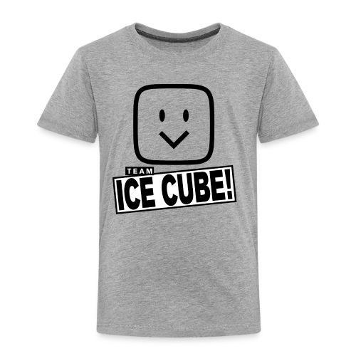 Team IC! hanger shirt - Toddler Premium T-Shirt