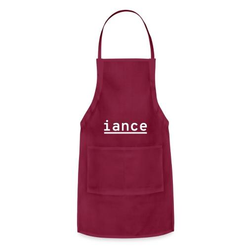 iance hanger shirt - Adjustable Apron