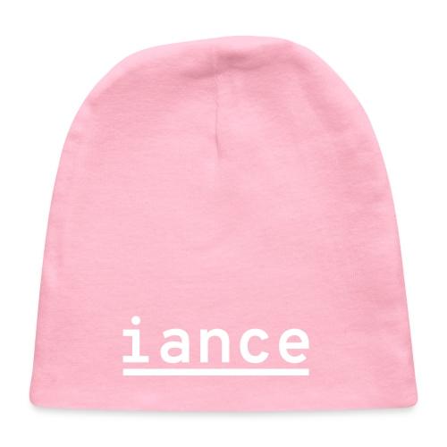 iance hanger shirt - Baby Cap