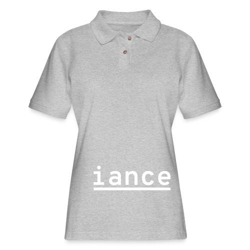 iance hanger shirt - Women's Pique Polo Shirt