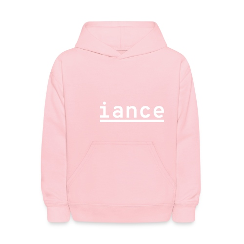 iance hanger shirt - Kids' Hoodie