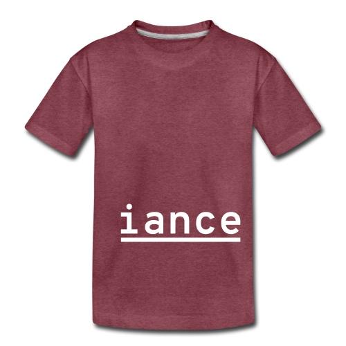 iance hanger shirt - Toddler Premium T-Shirt