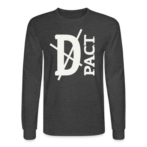 Death P.A.C.T. hanger shirt - Men's Long Sleeve T-Shirt