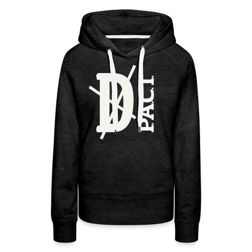 Death P.A.C.T. hanger shirt - Women's Premium Hoodie