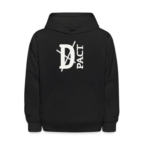 Death P.A.C.T. hanger shirt - Kids' Hoodie