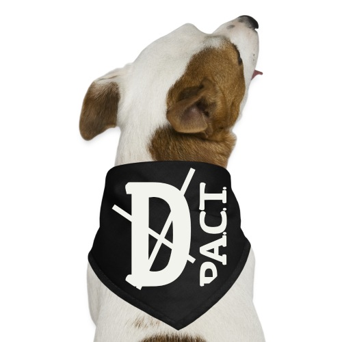 Death P.A.C.T. hanger shirt - Dog Bandana