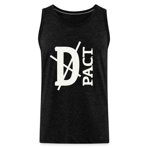 Death P.A.C.T. hanger shirt - Men's Premium Tank