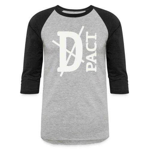 Death P.A.C.T. hanger shirt - Baseball T-Shirt