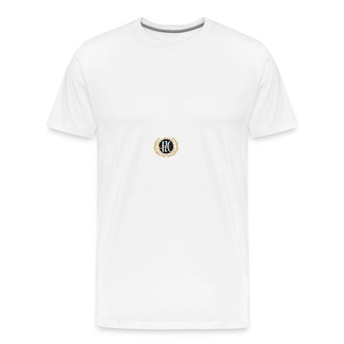 Intergalactic Zionist Conspiracy Mug - Men's Premium T-Shirt