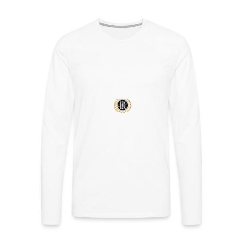 Intergalactic Zionist Conspiracy Mug - Men's Premium Long Sleeve T-Shirt