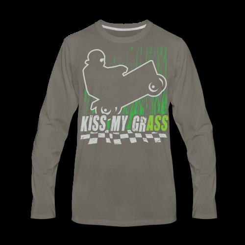 Kiss My Grass Lawnmower
