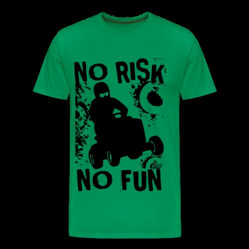 Lawnmower Racer No Risk