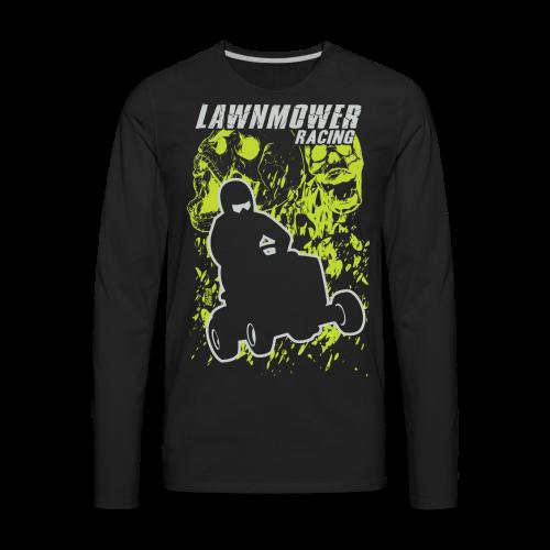 Lawnmower Skull Screamer