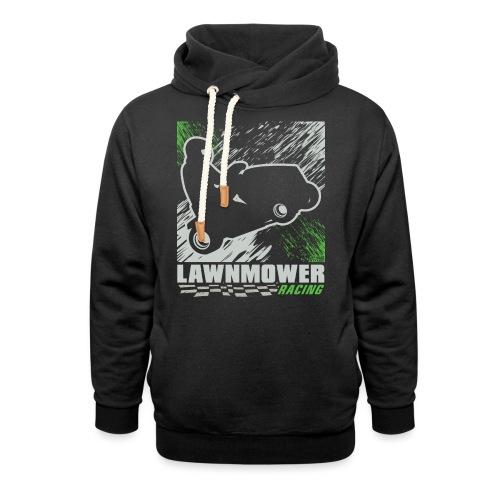 Lawnmower Racing - Shawl Collar Hoodie