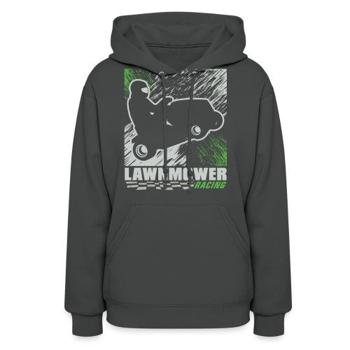 Lawnmower Racing - Women's Hoodie