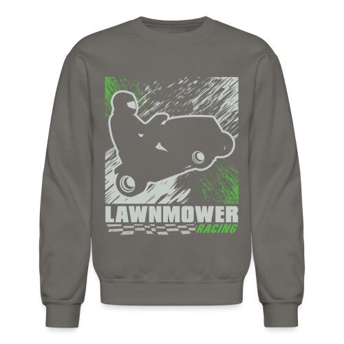 Lawnmower Racing - Crewneck Sweatshirt