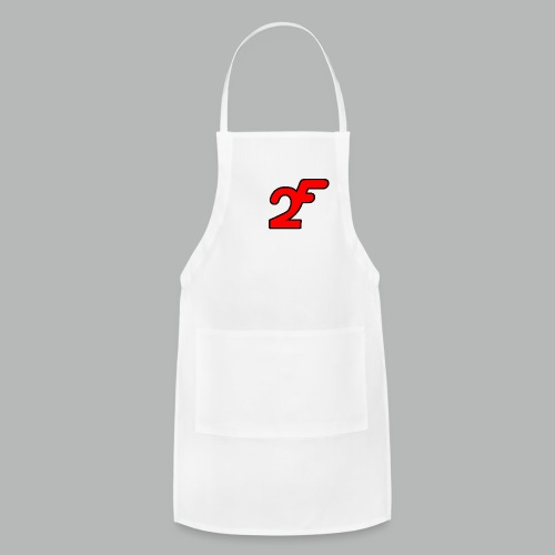 FAST2DR Chest Logo Tshirt - Adjustable Apron