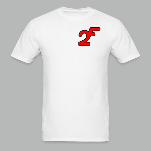 FAST2DR Chest Logo Tshirt - Men's T-Shirt