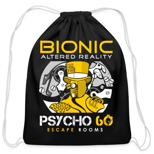 Bionic - Cotton Drawstring Bag