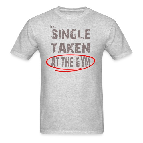AtTheGym - Men's T-Shirt