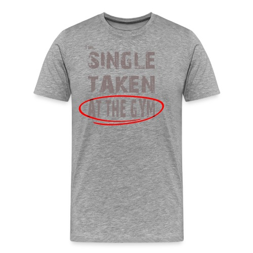 AtTheGym - Men's Premium T-Shirt
