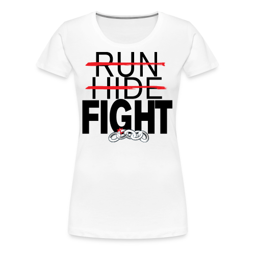 Run Hide Fight_Black