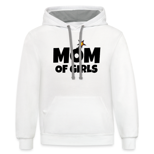Mom of Girls Mothers Day Design