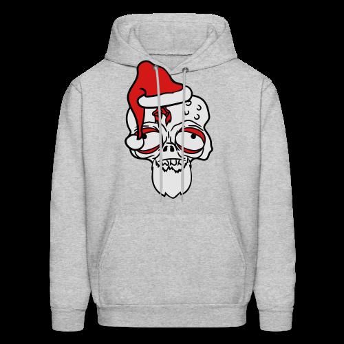 Messed Up Santa - Men's Hoodie