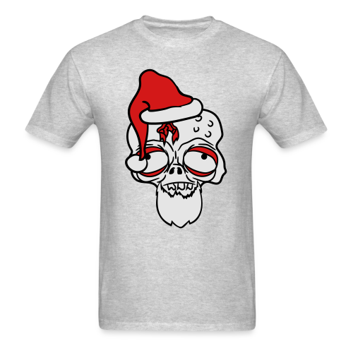 Messed Up Santa - Men's T-Shirt
