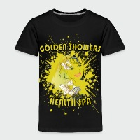 Golden Showers Health Spa V2 - Toddler Premium T-Shirt