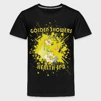 Golden Showers Health Spa V2 - Kids' Premium T-Shirt