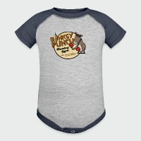 Donkey Punch Boxing Gym - Baby Contrast One Piece