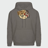Donkey Punch Boxing Gym - Men's Hoodie
