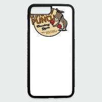 Donkey Punch Boxing Gym - iPhone 7 Plus/8 Plus Rubber Case