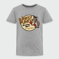 Donkey Punch Boxing Gym - Toddler Premium T-Shirt