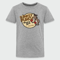 Donkey Punch Boxing Gym - Kids' Premium T-Shirt