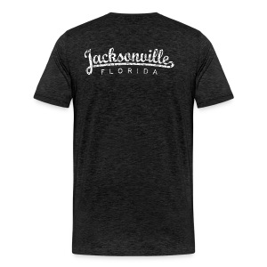 Jacksonville, Florida Classic (Ancient White)