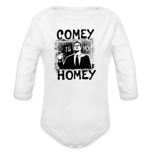 COMEY is my HOMEY