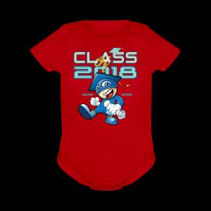 Class of 2018 Graduate