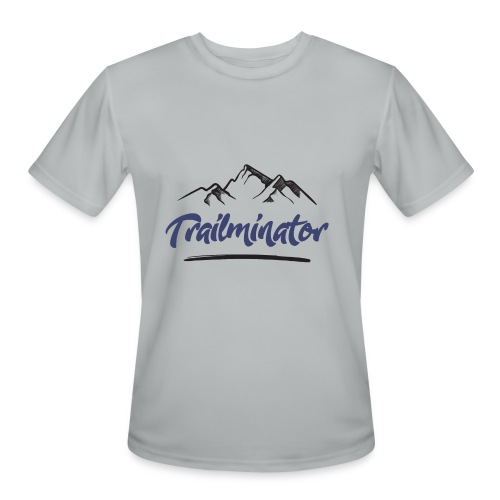 Trailminator - Trail Running - Men's Moisture Wicking Performance T-Shirt