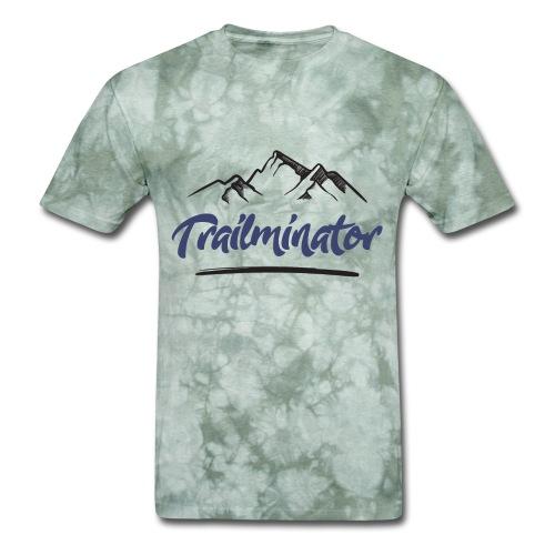 Trailminator - Trail Running - Men's T-Shirt