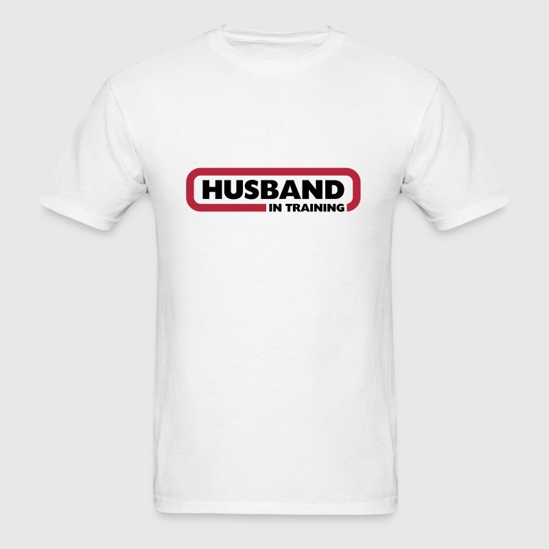 Husband in Training - Men's T-Shirt