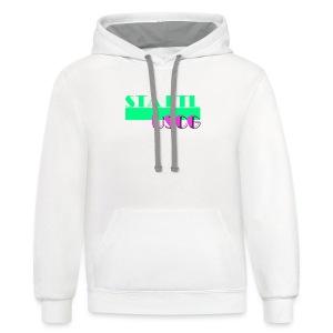 FTL T-shirt - Contrast Hoodie