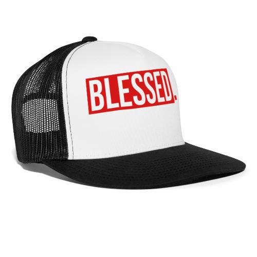 Blessed - Trucker Cap