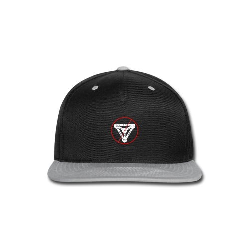 Restore sanity to Christianity - Snap-back Baseball Cap