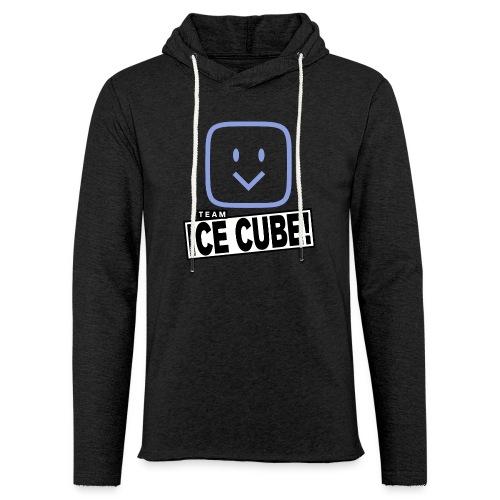 Team IC! hanger shirt dark - Unisex Lightweight Terry Hoodie