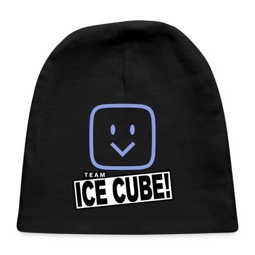 Team IC! hanger shirt dark - Baby Cap