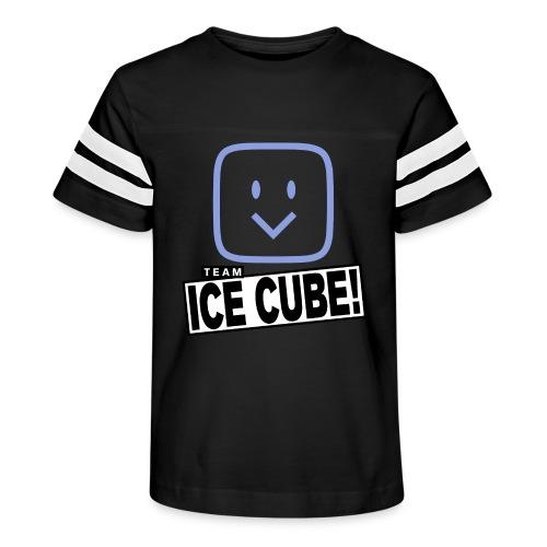 Team IC! hanger shirt dark - Kid's Vintage Sport T-Shirt