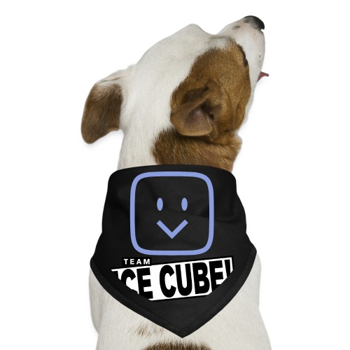 Team IC! hanger shirt dark - Dog Bandana